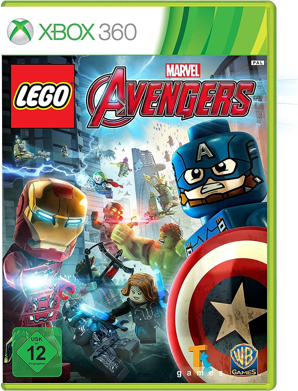Lego Marvel Avengers [Importación Alemana]: Amazon.es: Videojuegos