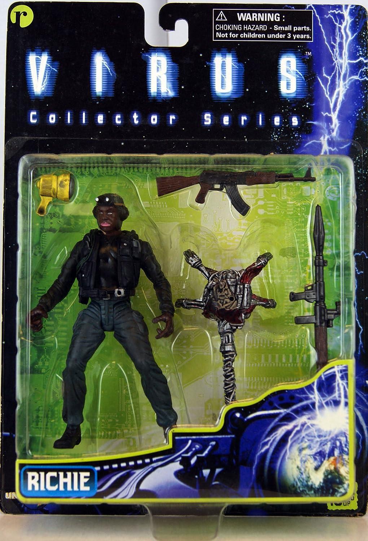 Virus Collectors Series Richie 6 inch Action Figure universal 95030