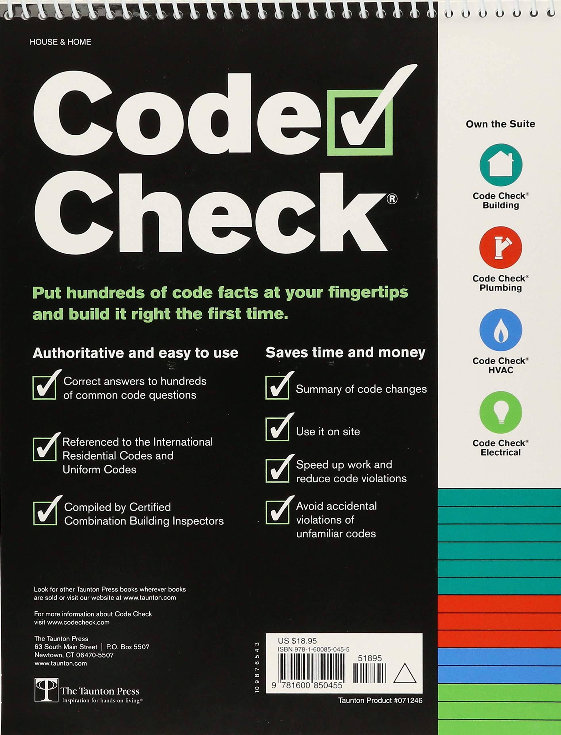 Code Check: An Illustrated Guide to Building a Safe House: Redwood ...