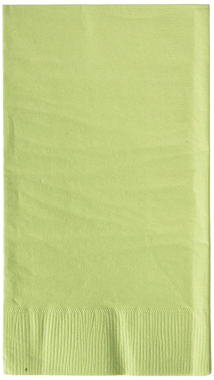 192 ct. Vanilla Cr/ème 2-Ply Guest Towels Party Supply