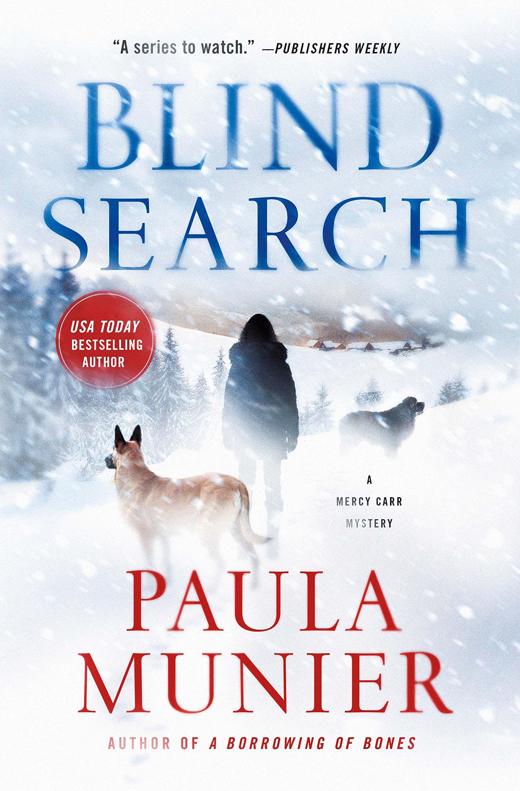 Amazon com: Blind Search: A Mercy Carr Mystery (A Mercy Carr