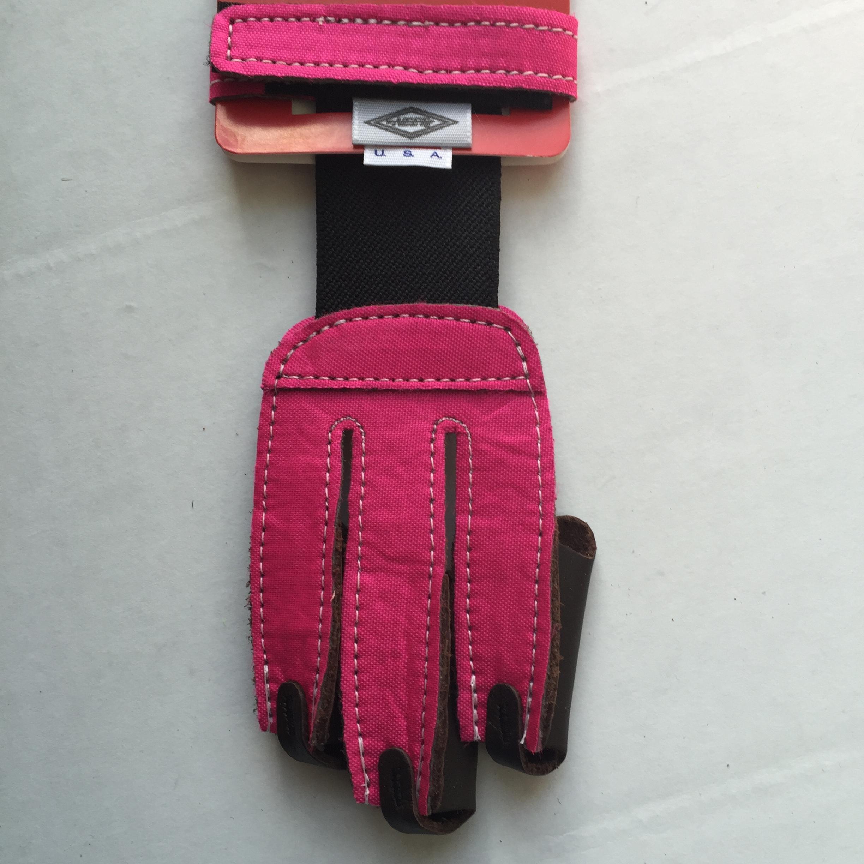 Neet Youth Shooting Glove XSM/ Neon Pink