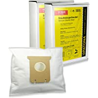 20x Sac d'aspirateur pour Electrolux E15 | E18 | E40 | E54a | E200 | E202 | E203 | E205 | S-Bag, Bolidio Z 4500...4595, Clario Z1900...1995, Clario Z2025...2050, Ergospace, Excellio Z5000...5295 - Mondo Z6200, Z6201, Oxy3 System Serie, Oxygen Z 5500...5695, Oxygen Z 5900...5995, Parketto Ergospace, SmartVac 5000...5695, Viva Control, Viva Quickstop, XXL 110, XXL 130, XXL 140, XXL 140 BOX 1, XXL 62, Z1900...2095 Clario et bien plus encore… [ Microfiltre, 5-couches filtrantes ]
