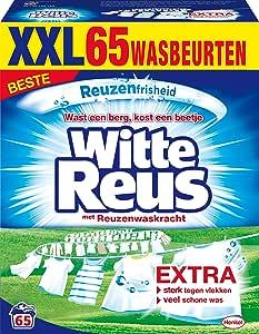 Witte Reus Waspoeder - Witte Was - 65 Wasbeurten