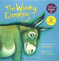 The Wonky Donkey (Book &