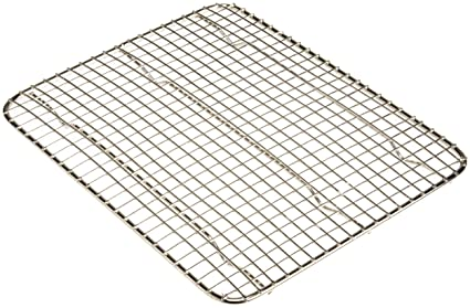 Amazon.com: Kitchen Supply 8 x 10 Inch Cooling Rack With Icing Grate on green rust rustic kitchen, 10 x 10 kitchen, 8x10 enclosed side, 8x10 one kitchens appliance wall,