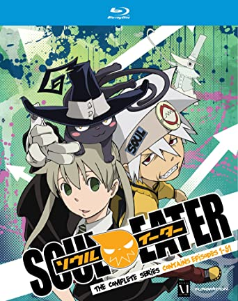 amazon co jp soul eater complete series blu ray import dvd