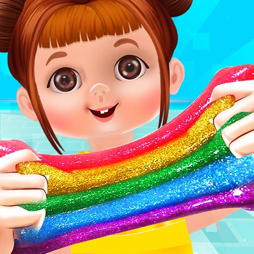 Diy How To Make Squishy Slime Maker Fun Game 2