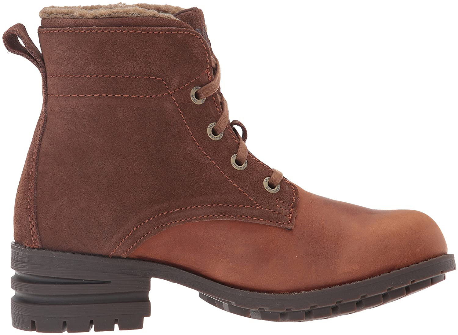 Caterpillar Women's Teegan Boot B01A63XUXY 7 M US|Womens Rust