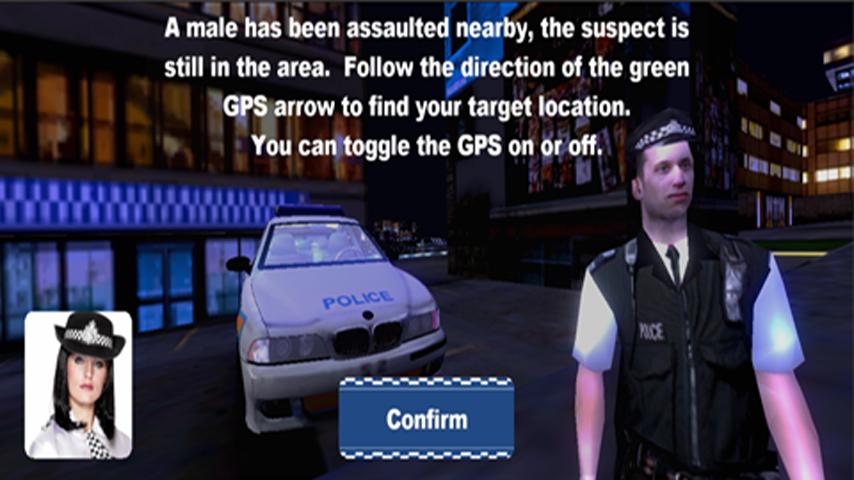 Police Sim 3D: London