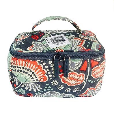 588ed2ecb32 Amazon.com  Vera Bradley Travel Cosmetic Bag in Nomadic Floral  Shoes