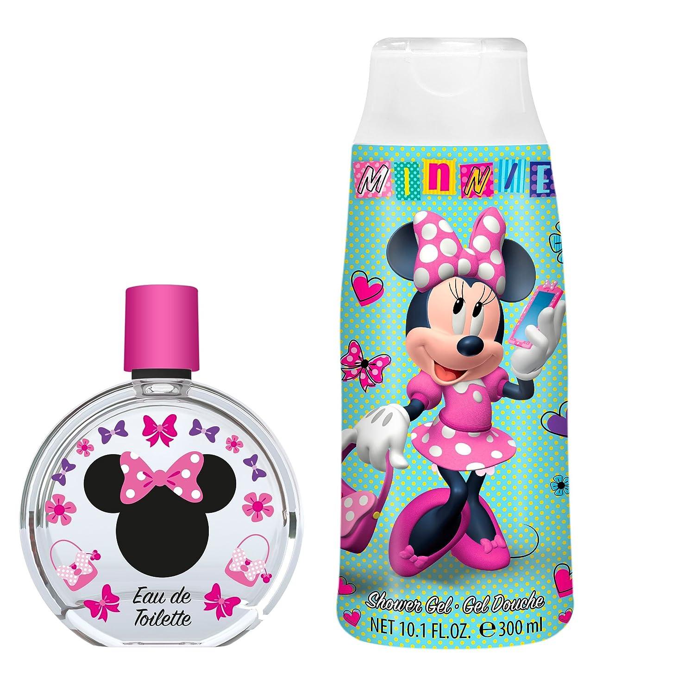 Disney Minnie Mouse 2 Piece Gift Set for Kids PerfumeWorldWide Inc. Drop Ship P8124