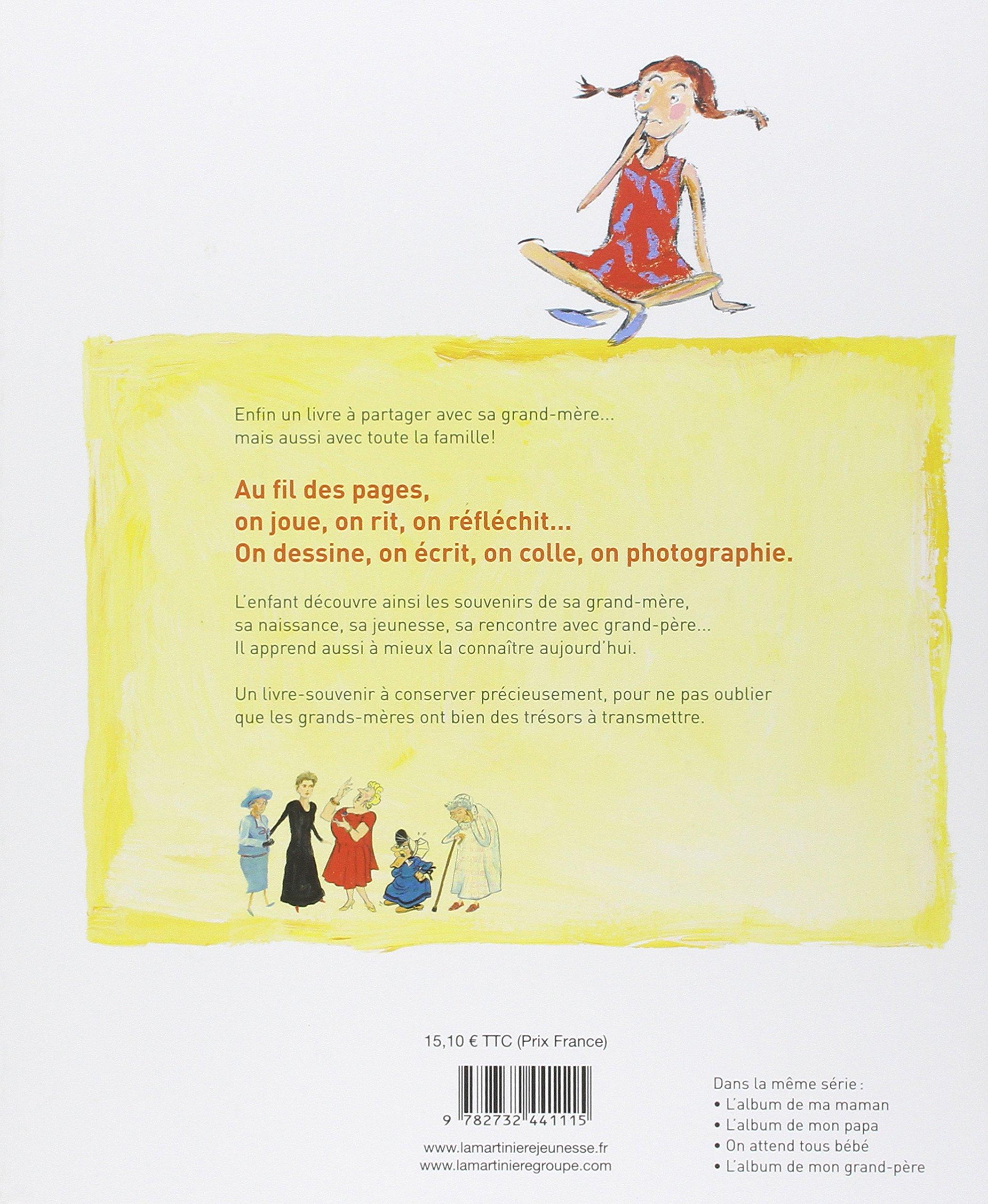 Album de ma grand-mère (L') [nouvelle édition]: Diane Barbara, Dominique Beccaria: 9782732441115: Books - Amazon.ca