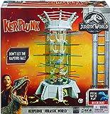 Jurassic World Klerplunk! Raptors Game