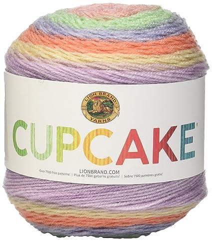 Amazon Com Lion Brand Yarn 935 205 Cupcake Yarn Gelato