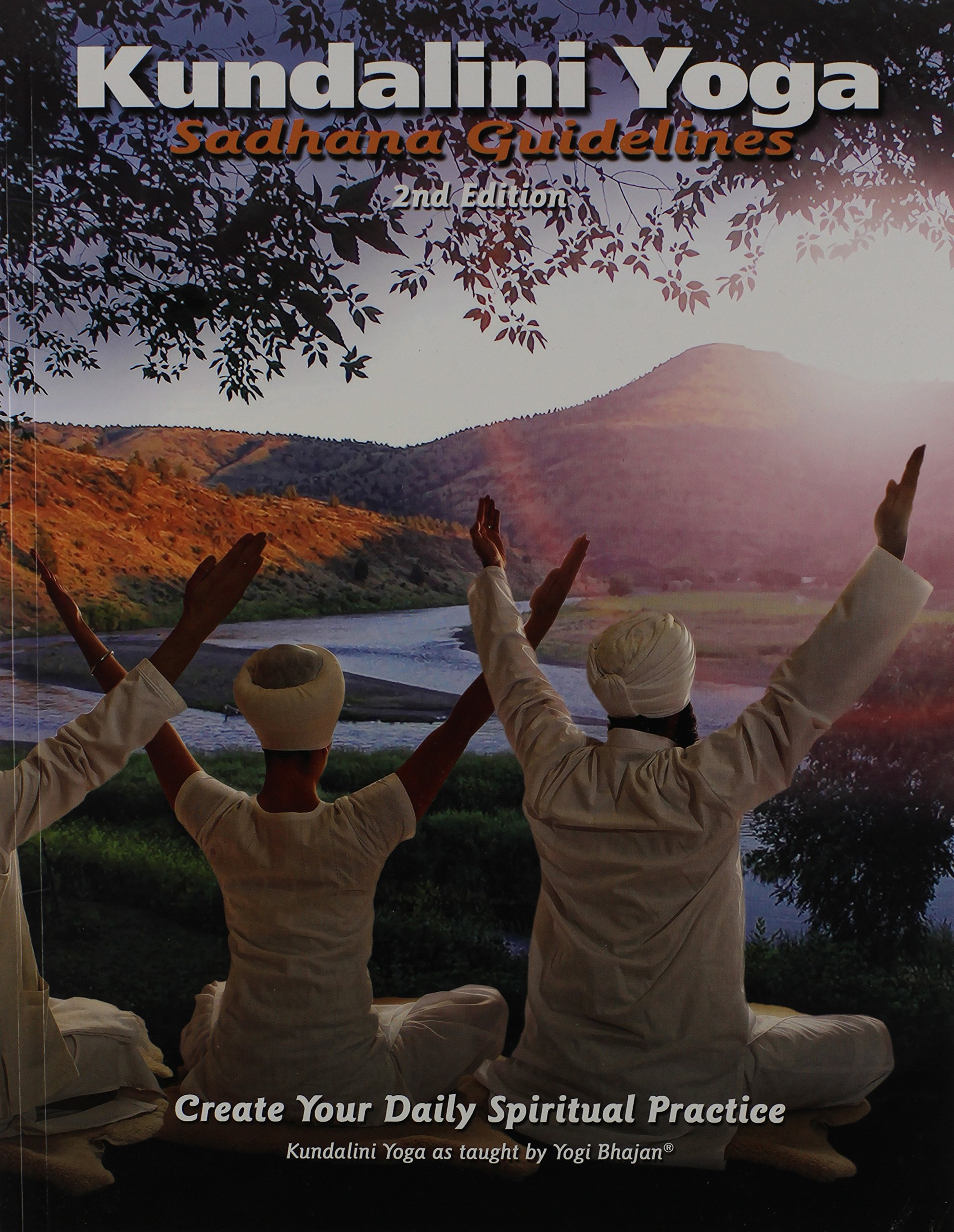 Kundalini Yoga Sadhana Guidelines 2nd second Edition by ...
