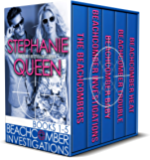 Beachcomber Investigations: Books 1-5: a Romantic Detective Series