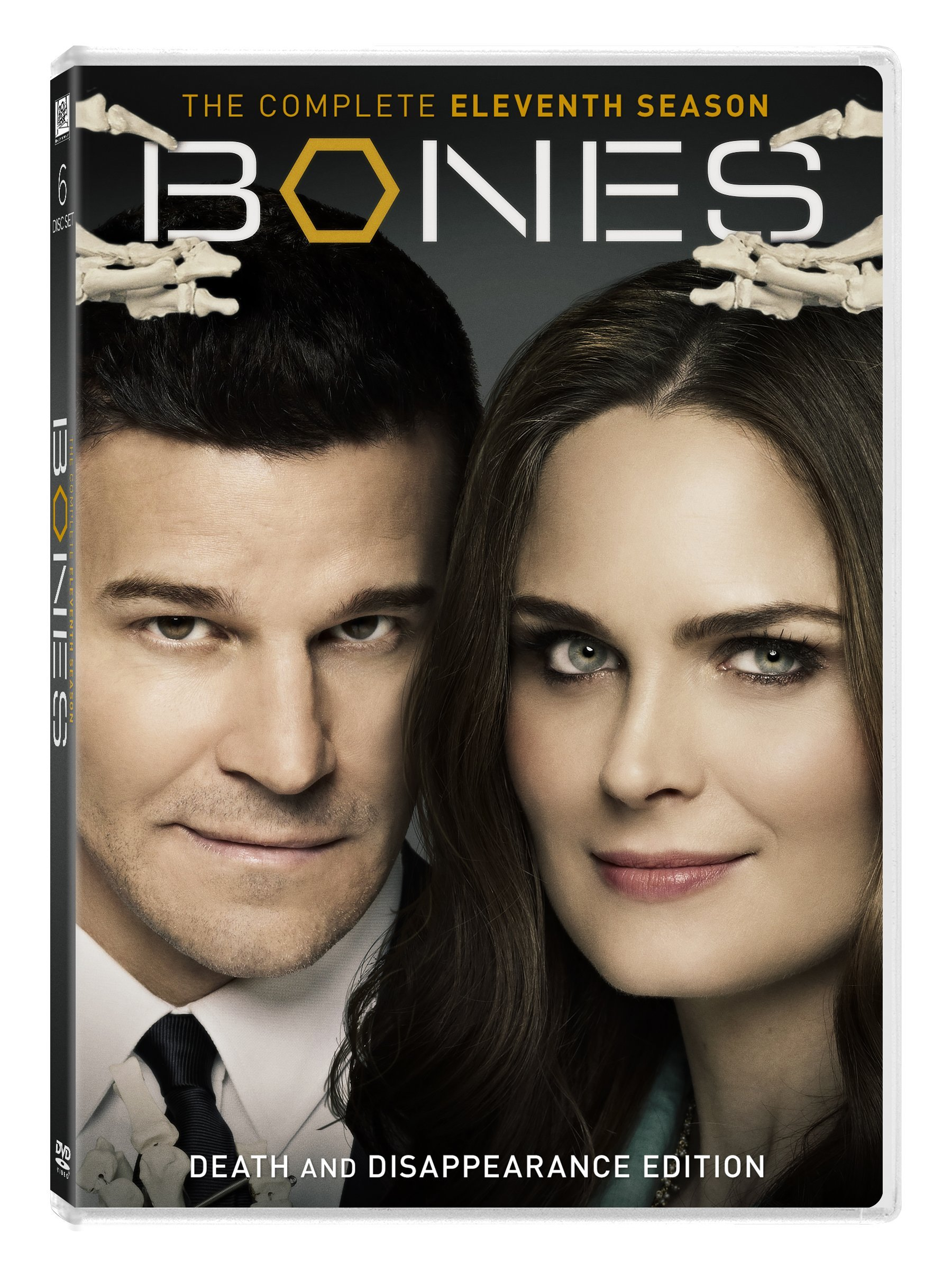 DVD : Bones: The Complete Eleventh Season (Boxed Set, Dolby, AC-3, Dubbed, )