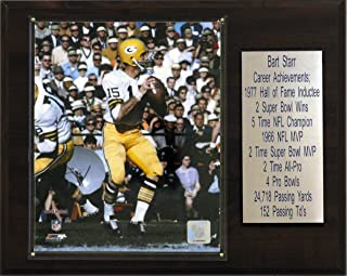 product image for NFL Bart Starr Green Bay Packers Player Plaque
