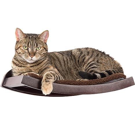 art of paws cat shelf cat perch cat bed with curved cat hammock design