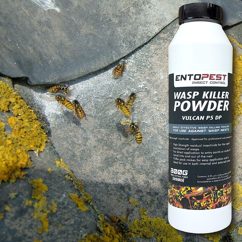 Entopest Vulcan Wasp Killer Powder 390g
