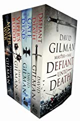 David gilman collection master of war series defiant unto death, gate of the dead 4 books set Paperback