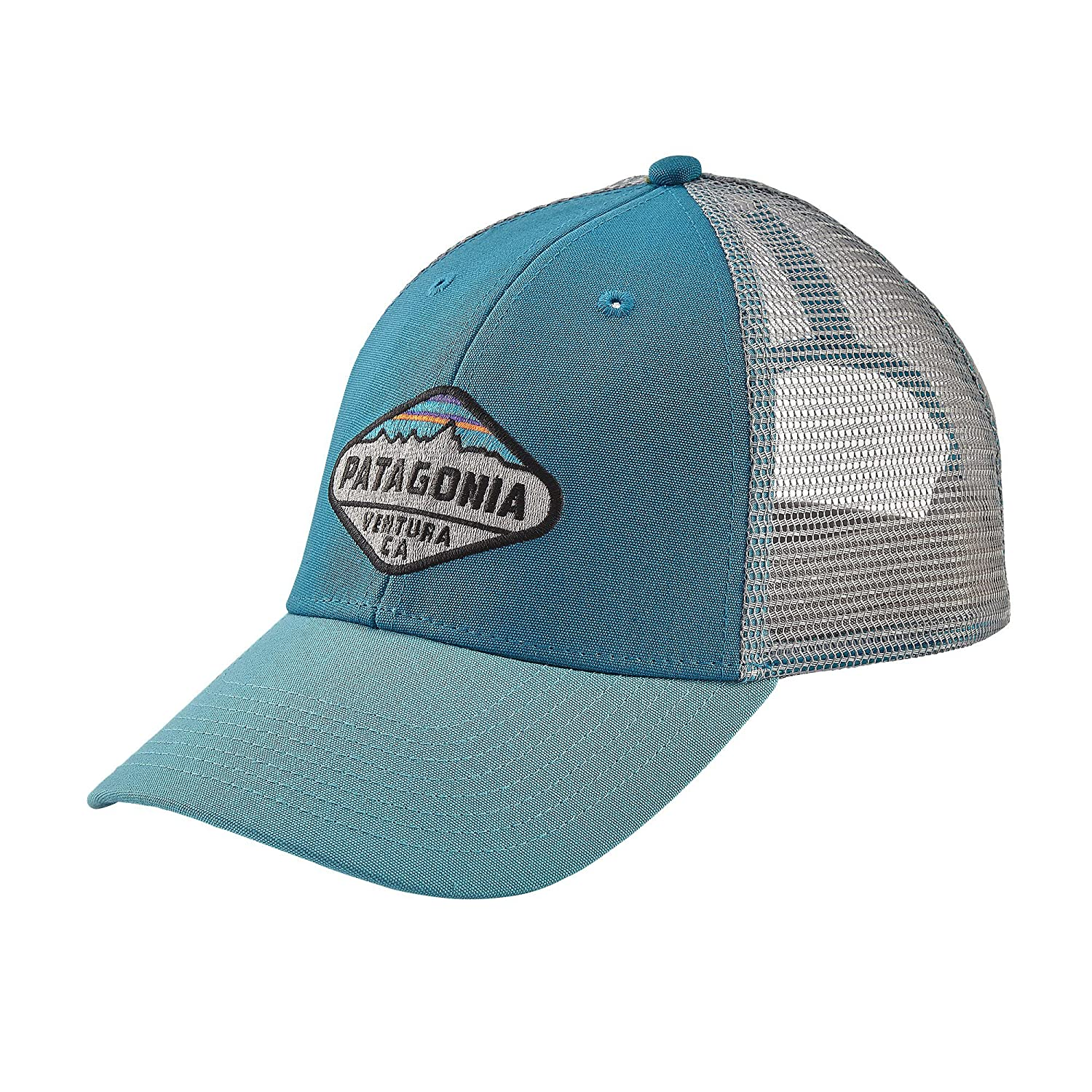 d89a0cdd Amazon.com : Patagonia Fitz Roy Crest LoPro Trucker Hat DDRB OS : Sports &  Outdoors