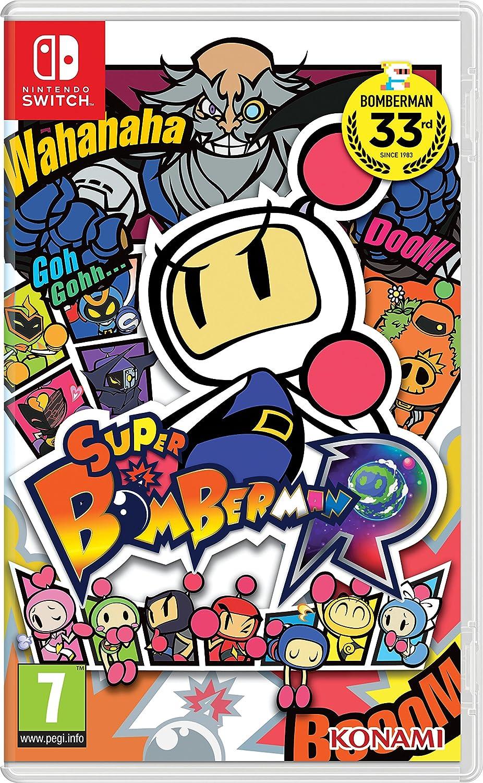 Super Bomberman R [Importación Inglesa]: Amazon.es: Electrónica