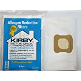 Kirby Generation 3, 4, 5, 6, Ultimate G and Sentria HEPA Bags 6 Pack