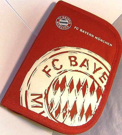 Estuche FC Bayern München + Gratis Pegatinas
