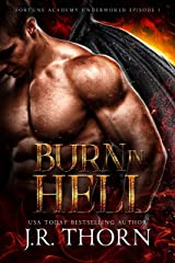 Burn in Hell: Episode 1 (Fortune Academy Underworld) Kindle Edition