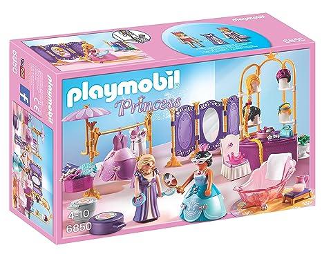 PLAYMOBIL - Vestidor de Princesas (6850)