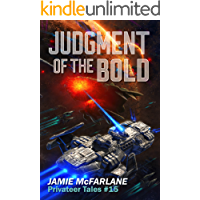 Judgment of the Bold (Privateer Tales Book 15)