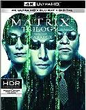Matrix Trilogy, The (Bilingual/4K UHD) [Blu-ray]