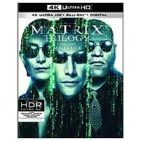 The Matrix Trilogy (UHD/ BD) [Blu-ray]