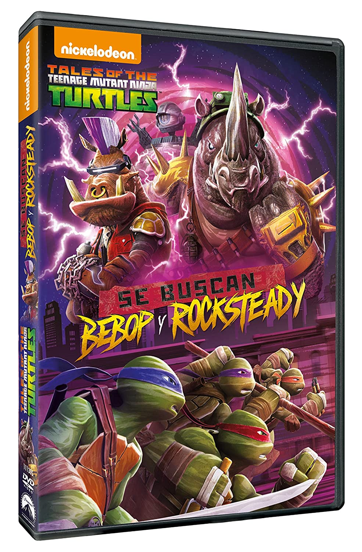 Las Tortugas Ninja 5.2 Se Buscan Bebop Y Rocksteady DVD ...