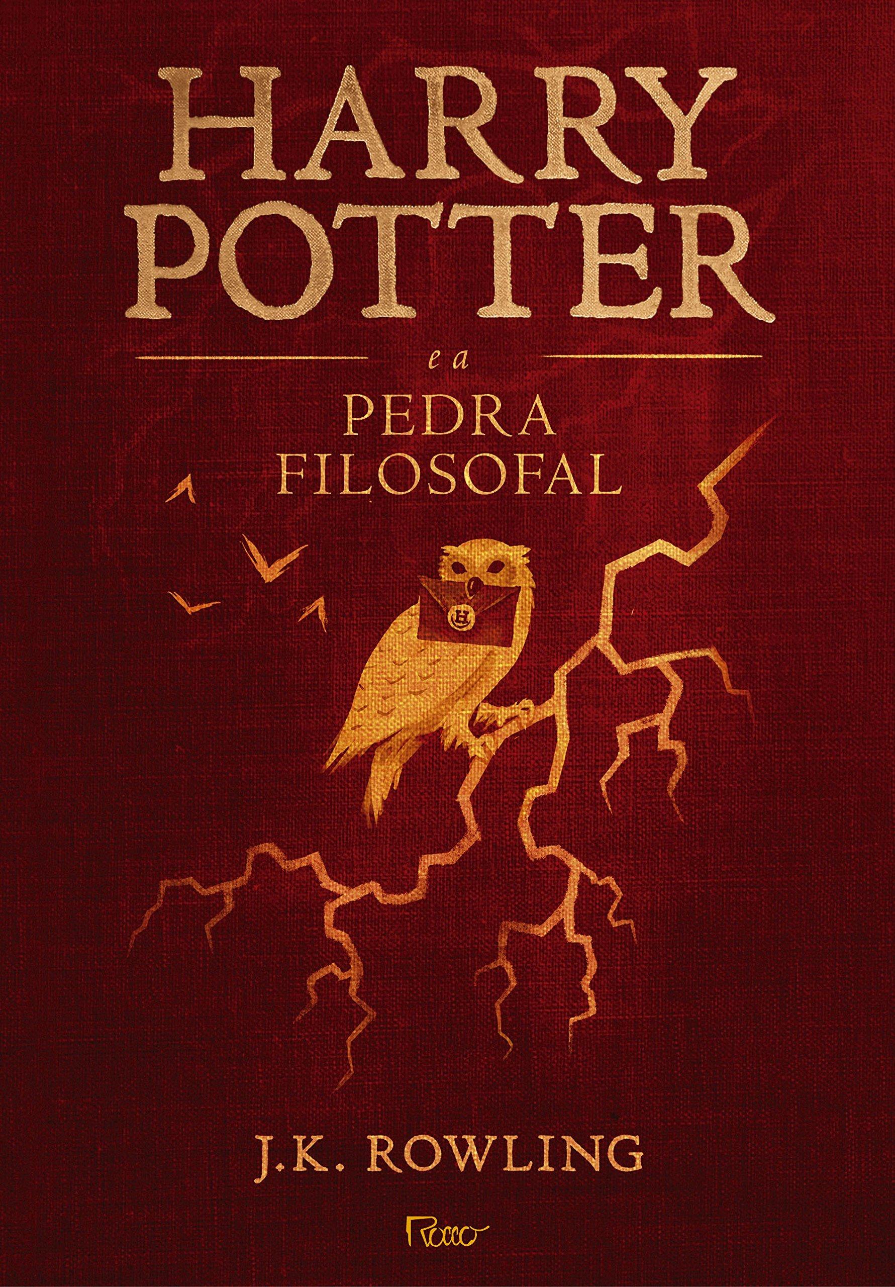 Harry Potter ea Pedra Filosofal