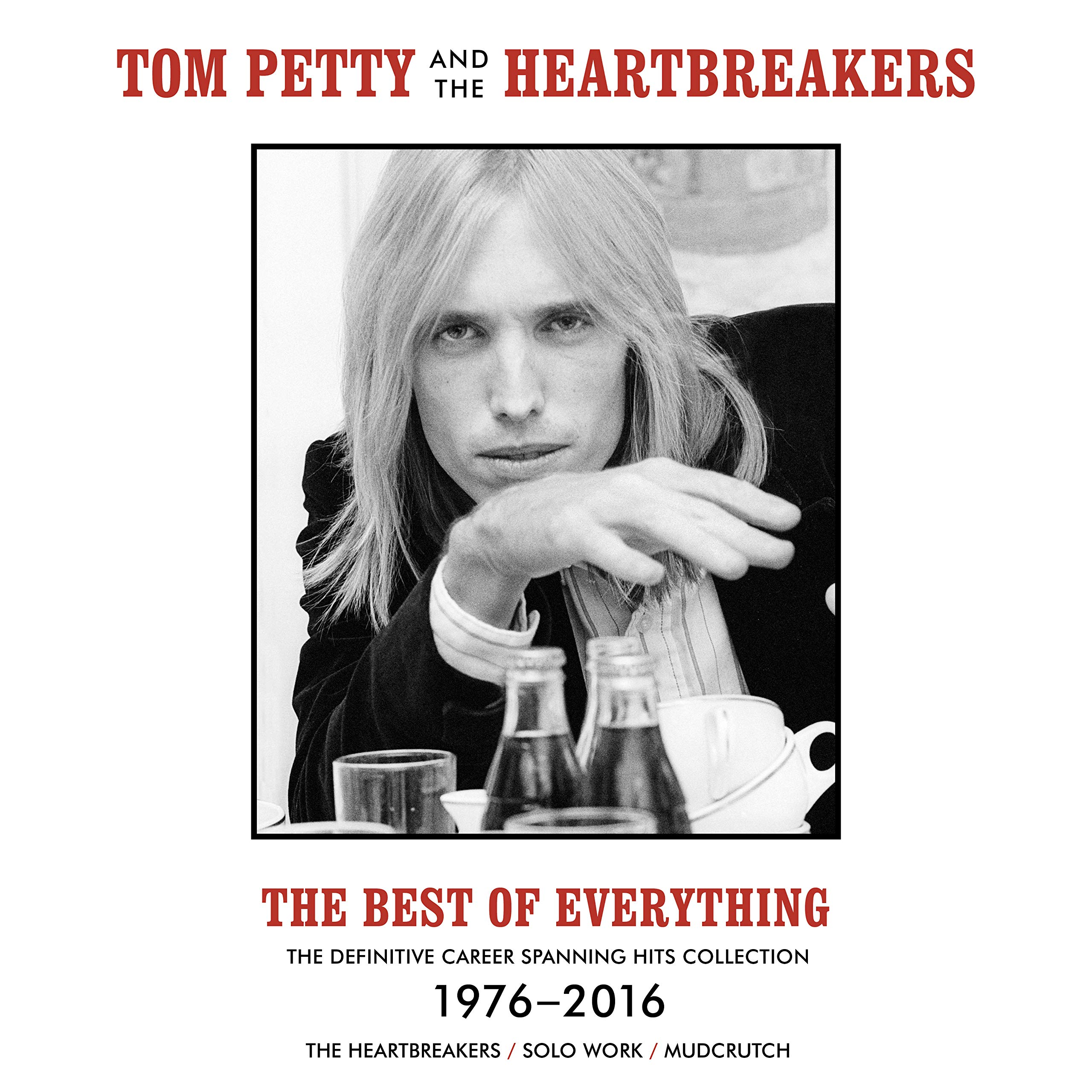 CD : Tom Petty - The Best Of Everything - The Definitive Career Spanning Hits Collection