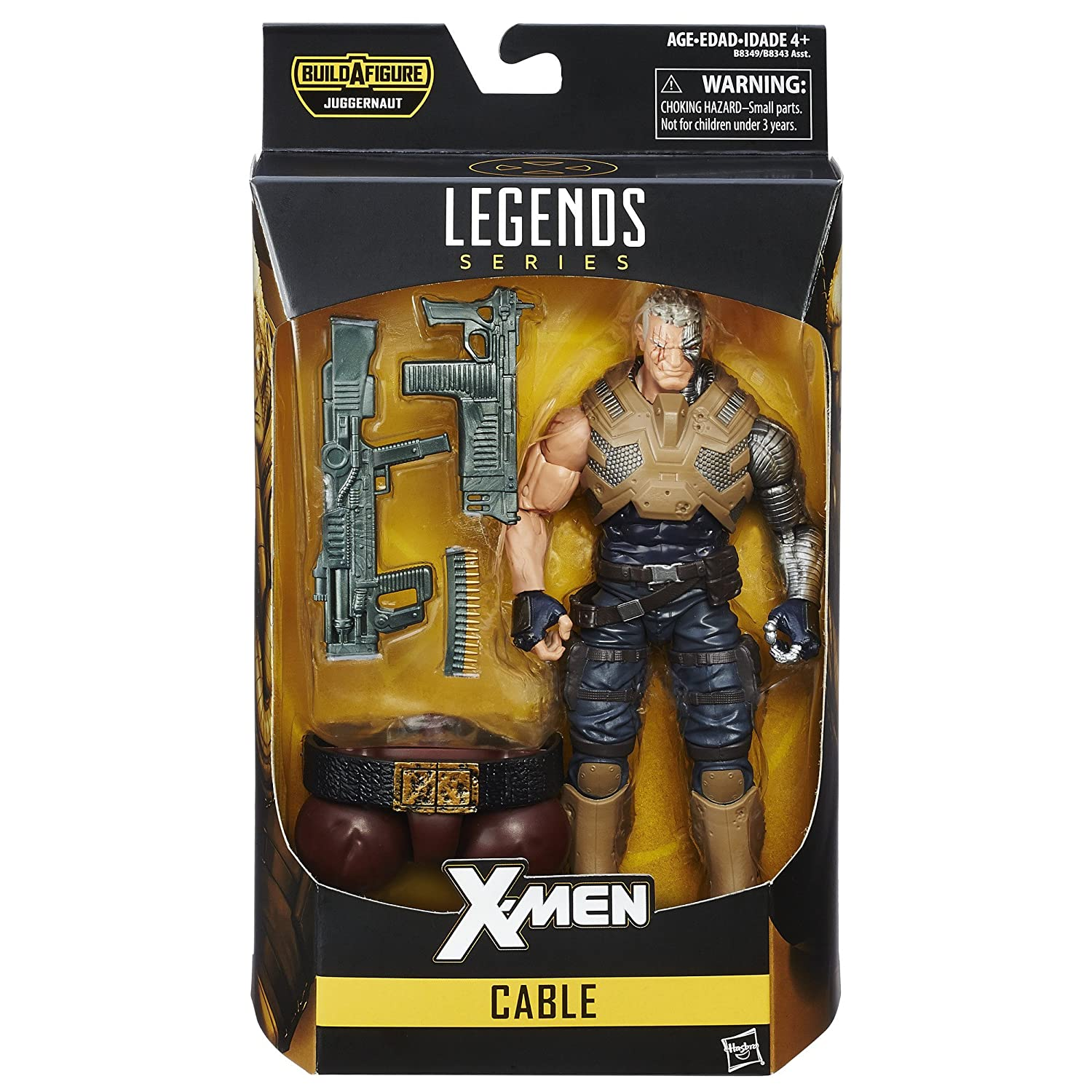 Marvel 6 Inch Legends Series Cable