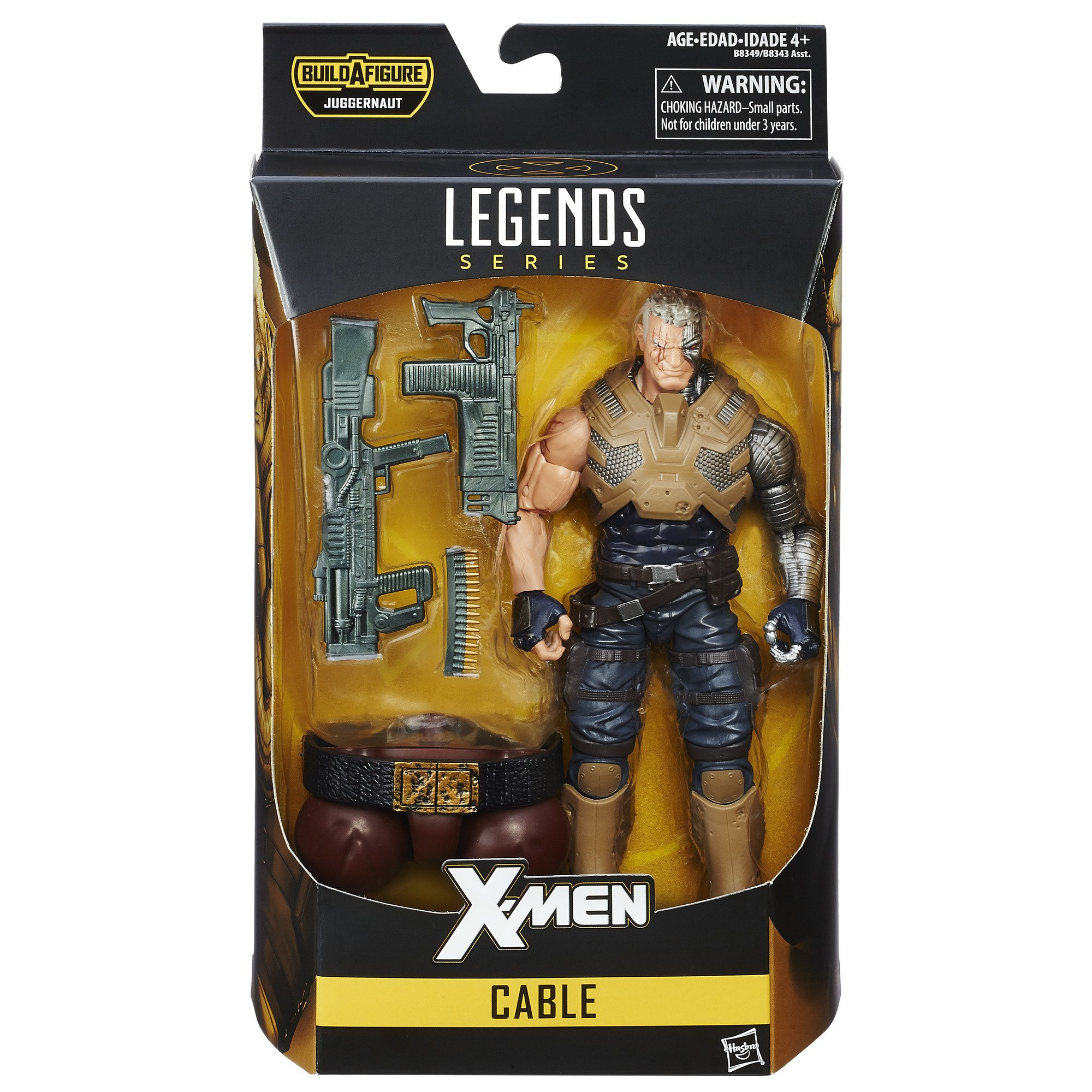 Marvel 6 Inch Legends Series Cable by Marvel (Image #2)
