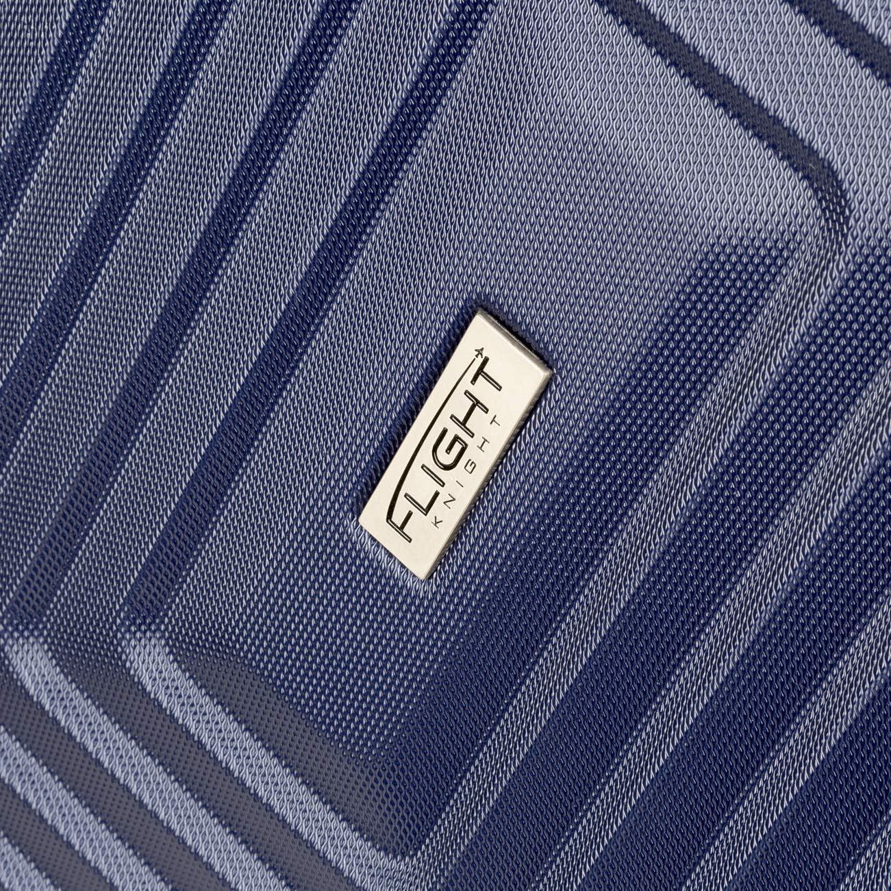 British Airways Und Viele Mehr Jet2 55x40x23cm ABS Leichtgewicht Reisekoffer Gepack Koffer Mit 4 Rollen Flight Knight Handgepack Trolley Koffer Maximalen Grobe Fur easyJet