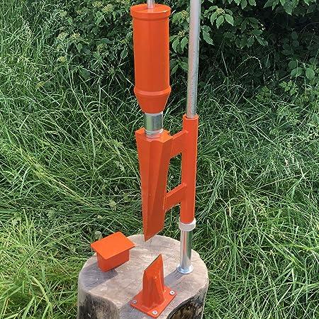 Forest Master/© Smart Splitter Holzspalter manuell Typ FMSS Holz Handspalter Log Spalter Brennholzspalter