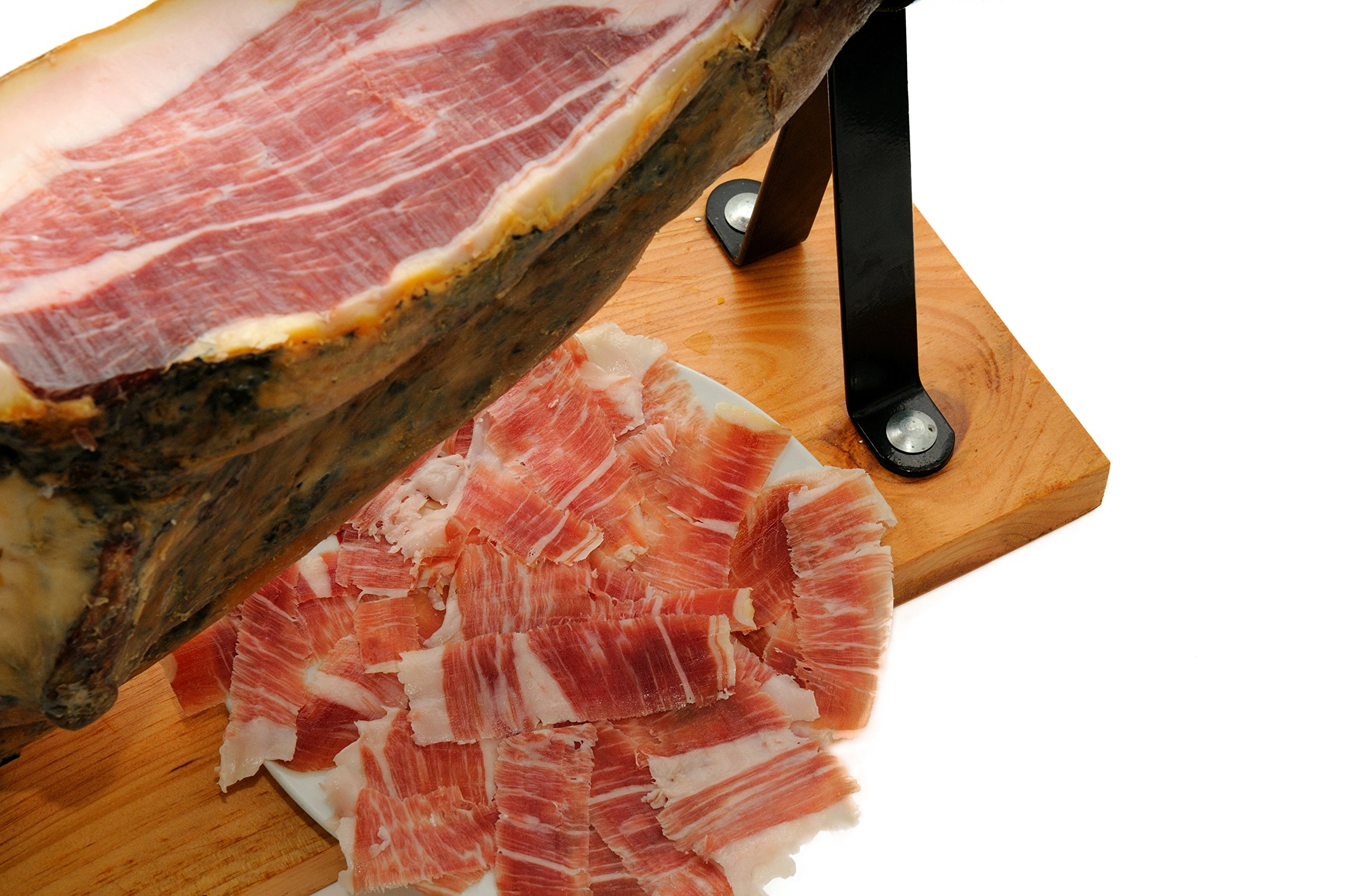 Iberico Ham, Hand-Carved, Three 3 oz Packages by Cinco Jotas (5J) (Image #2)