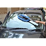 NIKAVI All Purpose Cleaning Tool Brush - CAR/Home/Office/Kitchen (BAT Brush(Blue))