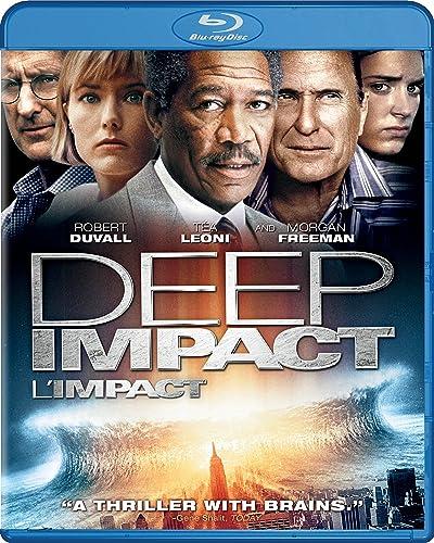 Poster of Deep Impact 1998 Dual Audio 720p Download