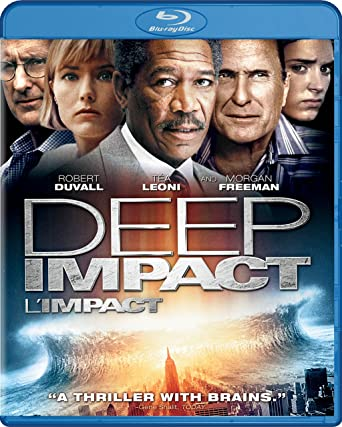 Deep Impact (1998) BRRip 720p 1.1GB Dual Audio ( Hindi – English ) MKV