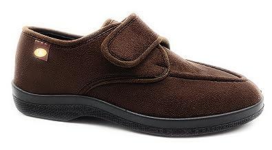 Zapatillas velcro pies muy delicados Doctor Cutillas en marrón talla 41 oWHVx5dhJi