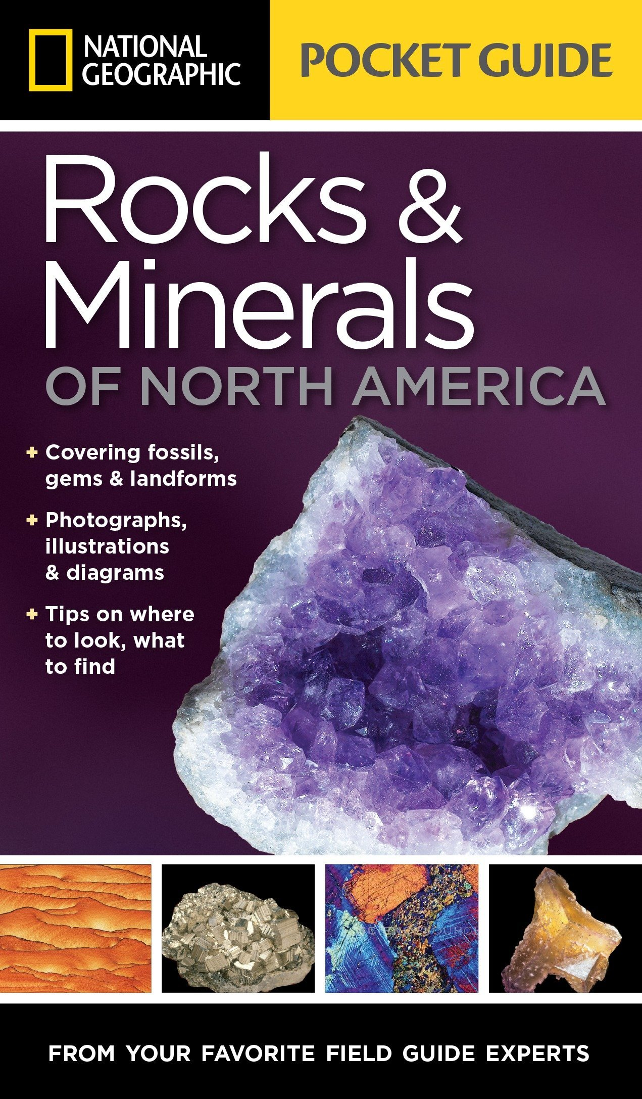 National Geographic Pocket Guide to Rocks and Minerals of North America