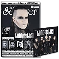 Sonic Seducer 2018-07 + Titelstory Lord Of The Lost + exclusive 5-Track EP Ruins von Lord Of The Lost