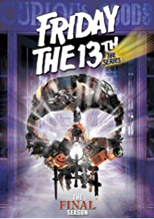 Friday the 13th the series Disc 1